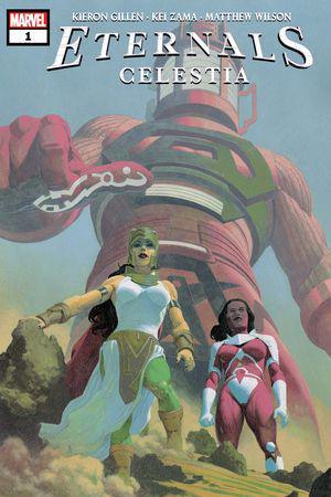 Eternals: Celestia (2021) #1