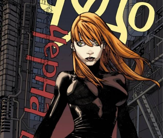 Black Widow (2010) #1 (FOREMAN VARIANT)