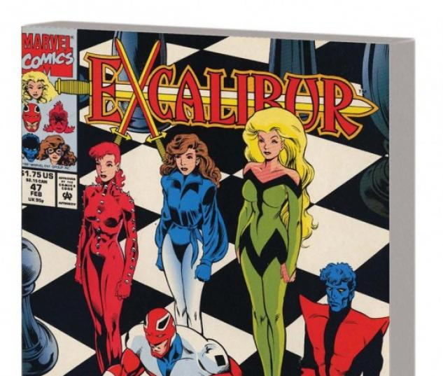 EXCALIBUR VISIONARIES: ALAN DAVIS VOL. 1 TPB