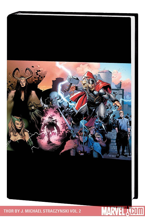 Thor by J. Michael Straczynski Vol. 2 (Hardcover)