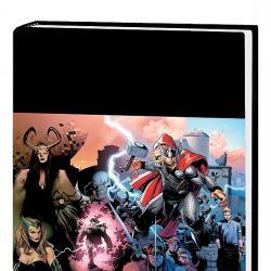 Thor by J. Michael Straczynski Vol. 2 (2009 - Present)