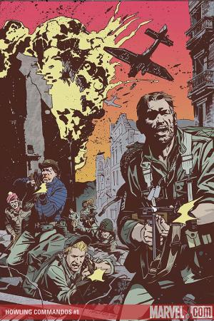 Howling Commandos (2009)