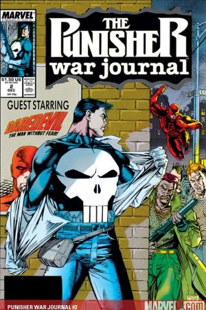Punisher War Journal #2