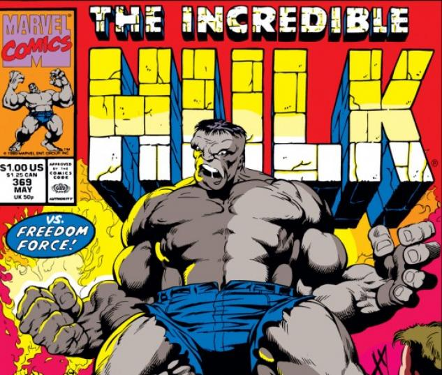 INCREDIBLE HULK #369
