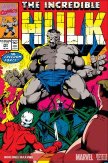 Incredible Hulk #369