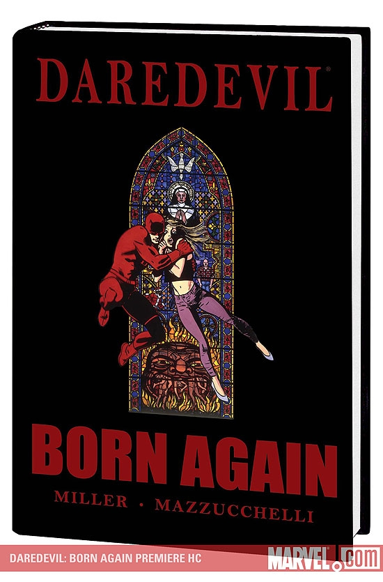 Daredevil: Born Again Premiere (Hardcover)