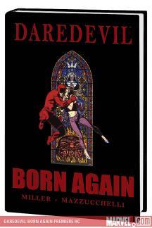 Daredevil: Born Again Premiere (Hardcover)