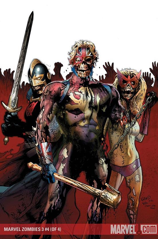 Marvel Zombies 3 (2008) #4