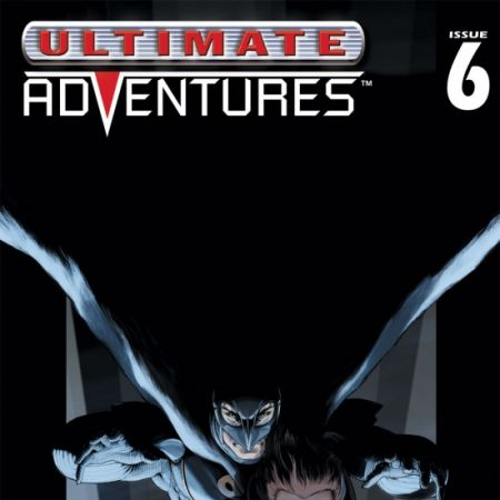 ULTIMATE ADVENTURES (2003) #6 COVER