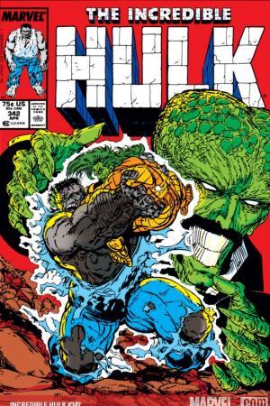 Incredible Hulk #342
