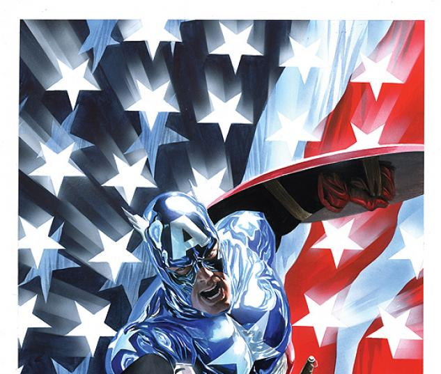 NEW CAPTAIN AMERICA BY ALEX ROSS POSTER #0