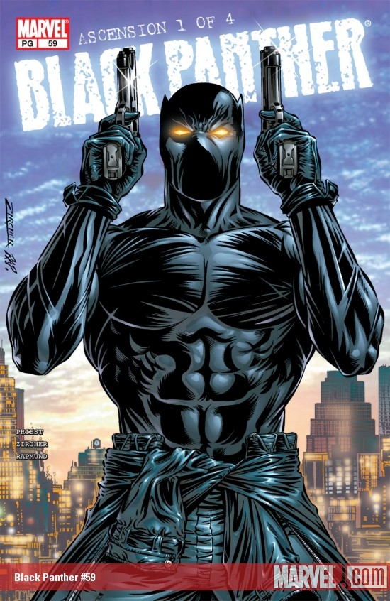 Black Panther (1998) #59