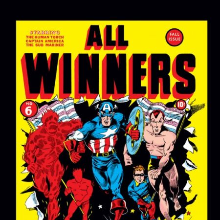 All-Winners Comics #6