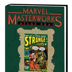 MARVEL MASTERWORKS: ATLAS ERA STRANGE TALES VOL. 1 HC #0