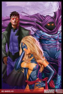 Ms. Marvel Vol. 4: Monster Smash Premiere (Hardcover)