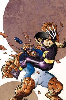 Ultimate X-Men/Fantastic Four (Trade Paperback)