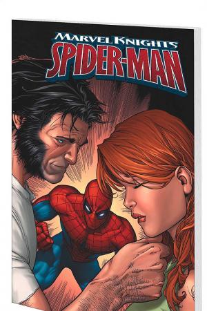 Marvel Knights Spider-Man Vol. 4: Wild Blue Yonder (Trade Paperback)