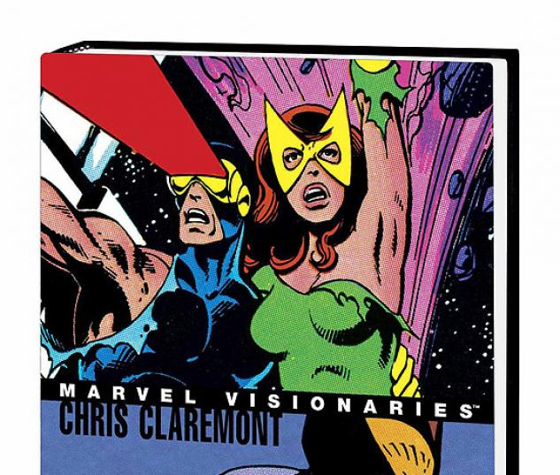 MARVEL VISIONARIES: CHRIS CLAREMONT #0