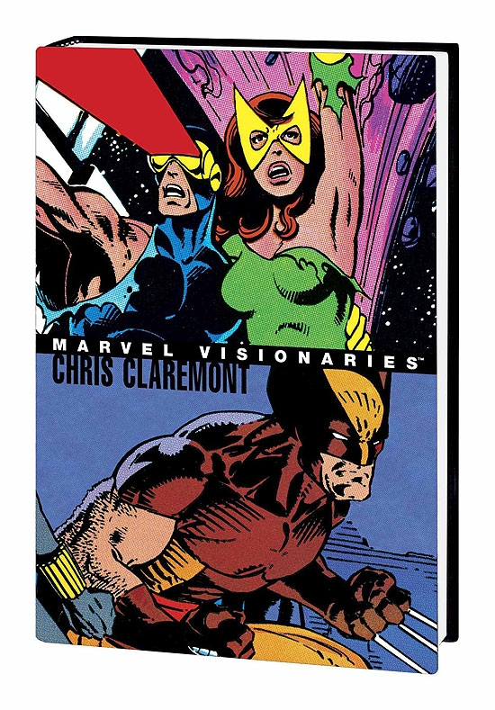 Marvel Visionaries: Chris Claremont (Hardcover)