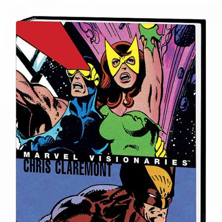 MARVEL VISIONARIES: CHRIS CLAREMONT #0