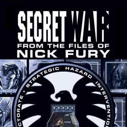Secret War: From the Files of Nick Fury (2005)