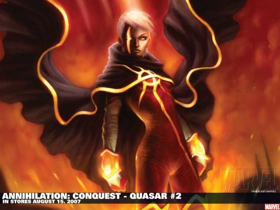 Annihilation: Conquest - Quasar (2007) #2 Wallpaper