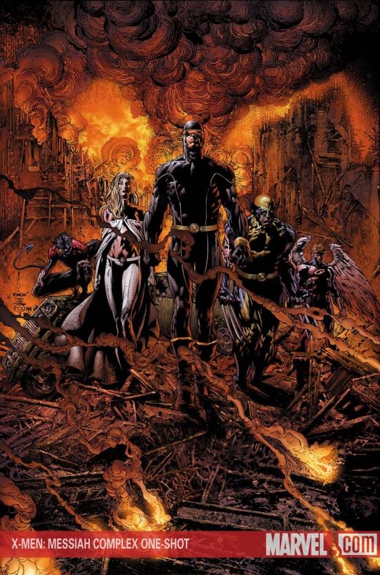 X-Men: Messiah Complex (2007) #1