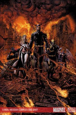 X-MEN: MESSIAH COMPLEX 1 #1  (Finch Cover)