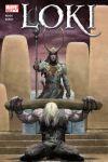 Loki (2004) #1 cover by Esad Ribic