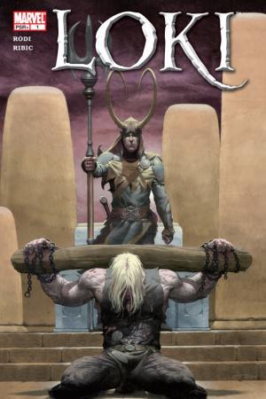 Loki (2004) #1
