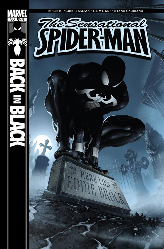 Sensational Spider-Man (2006) #38