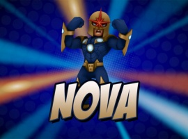 Super Hero Squad Online: Meet Nova