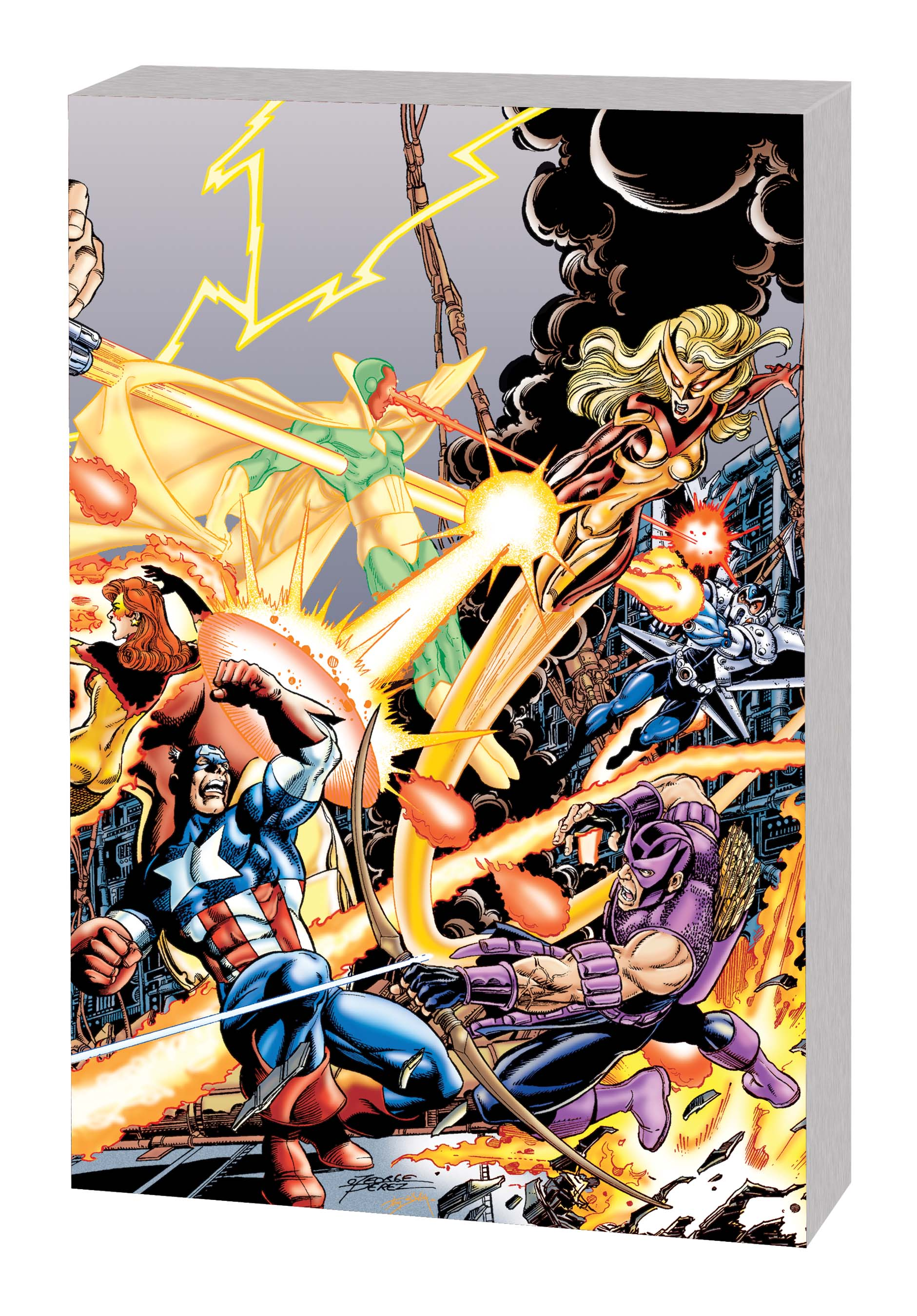 Avengers Assemble Vol. 2 (Trade Paperback)