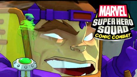 Super Hero Squad: Comic Combat