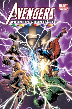 Avengers & the Infinity Gauntlet #1
