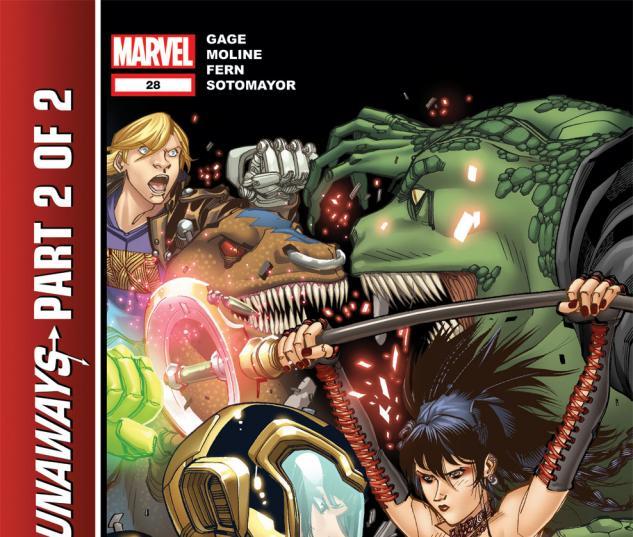 Avengers Academy (2010) #28