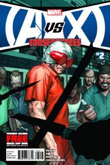 Avengers Vs. X-Men: Consequences #2