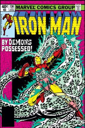 Iron Man (1968) #130