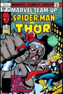 Marvel Team-Up (1972) #70