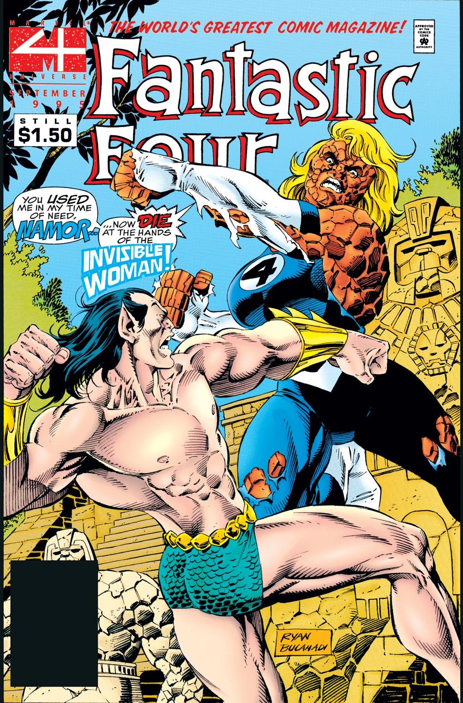 Fantastic Four (1961) #404