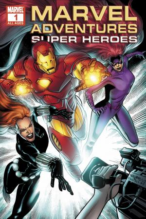 Marvel Adventures Super Heroes (2010) #1
