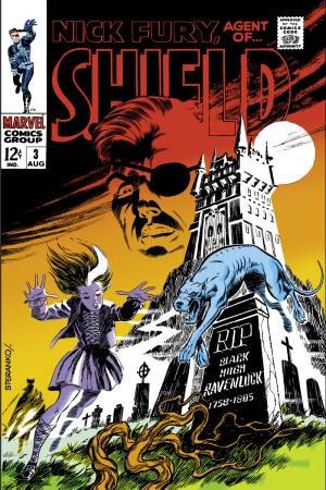 Nick Fury, Agent of S.H.I.E.L.D. (1968) #3