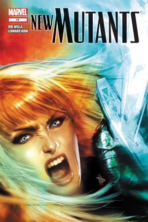 New Mutants (2009) #17