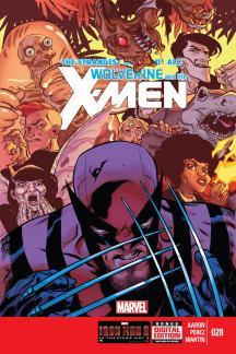 Wolverine & the X-Men (2011) #28