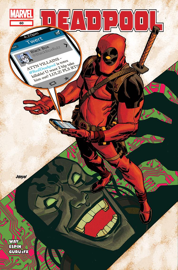 Deadpool (2008) #60