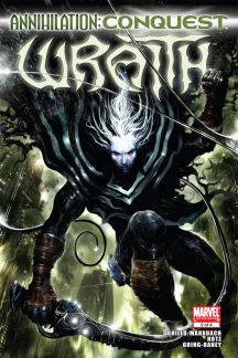 Annihilation: Conquest - Wraith #2