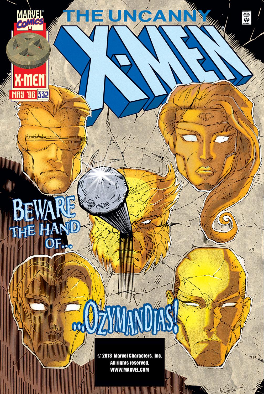 Uncanny X-Men (1963) #332