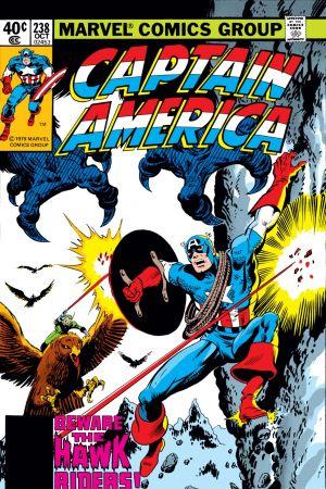 Captain America #238