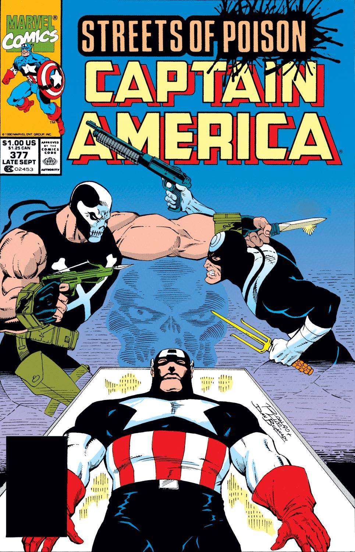 Captain America (1968) #377