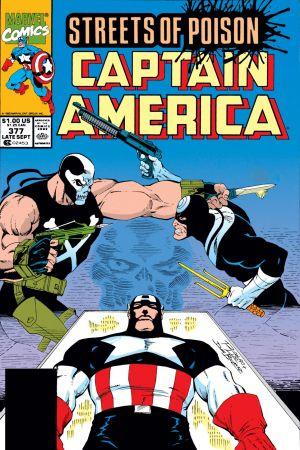 Captain America #377